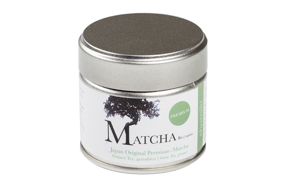 JAPAN ORIGINAL CEREMONY PREMIUM MATCHA BIO - 30g