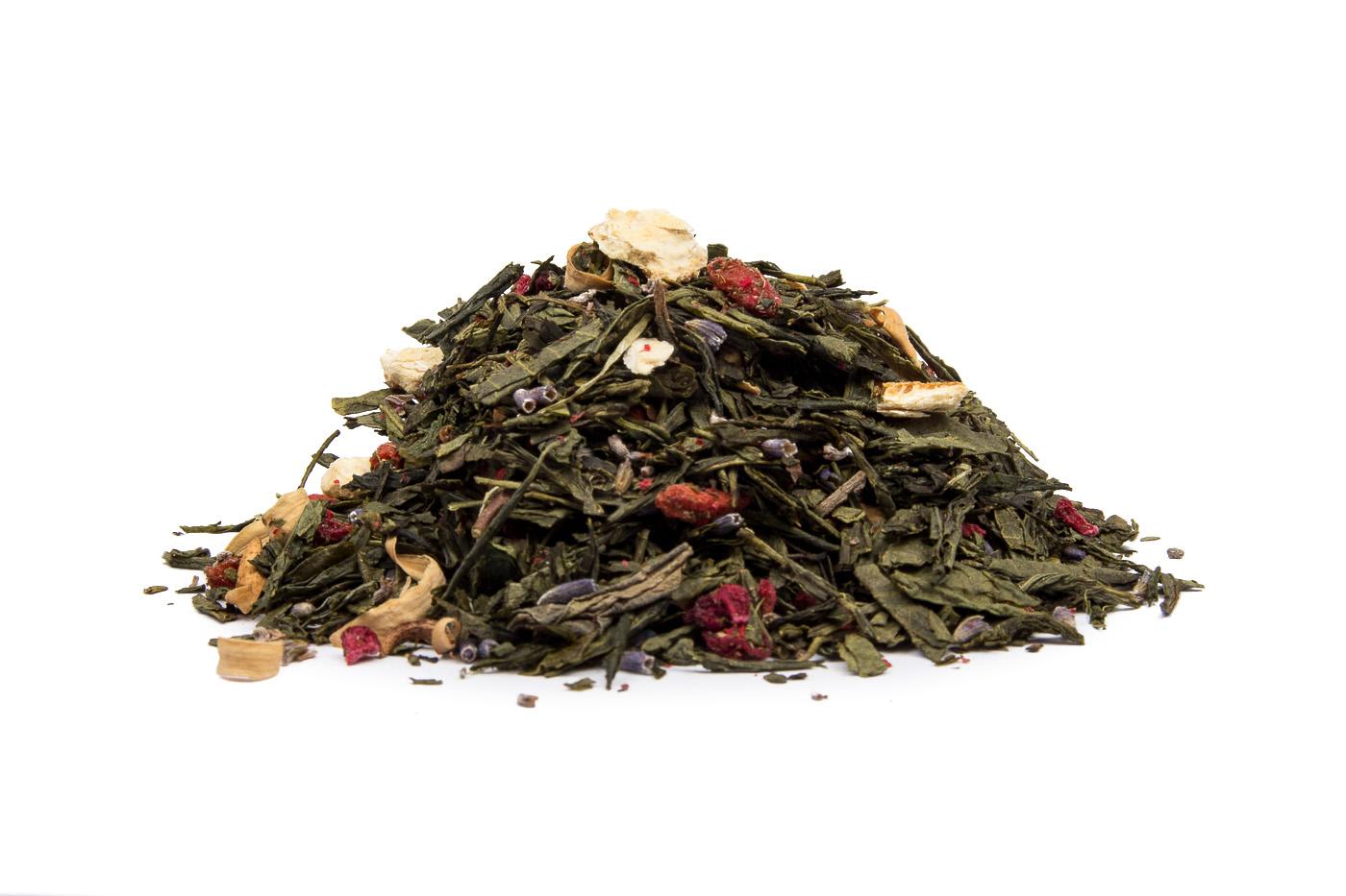 Levně CHIA S GOJI - zelený čaj, 500g